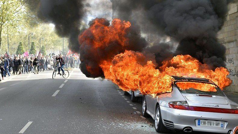 © Loic VenanceSource: AFP