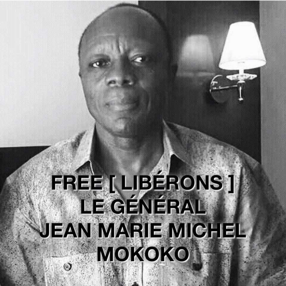 Jean Marie Michel Mokoko, le casse-tête chinois de sassou nguesso! +De l'insoumission et de la Révolte! (mis à jour en continu)