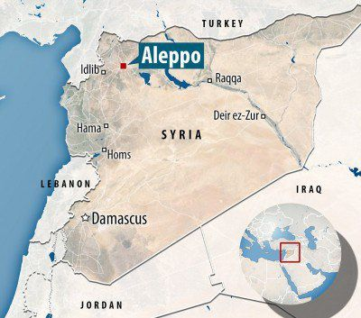 Syrian Endgame: The Battle for Aleppo and 'Plan C'