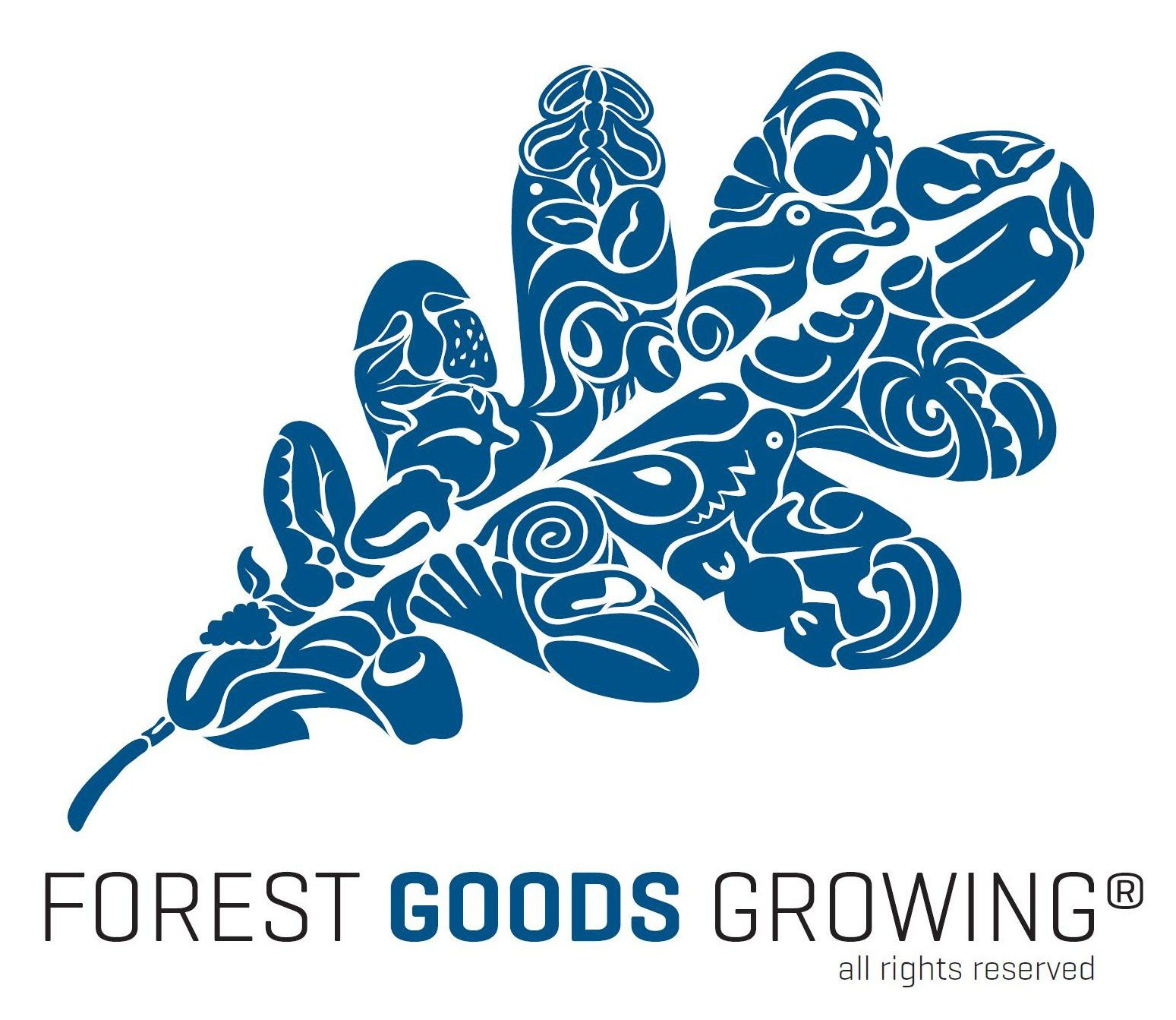 Logo Forest Goods Growing