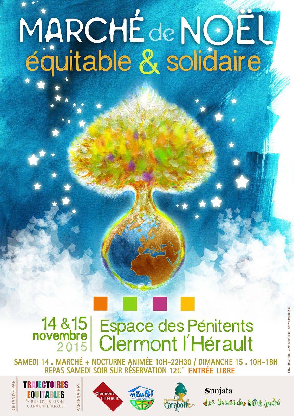 Marché de Noël Equitable et solidaire