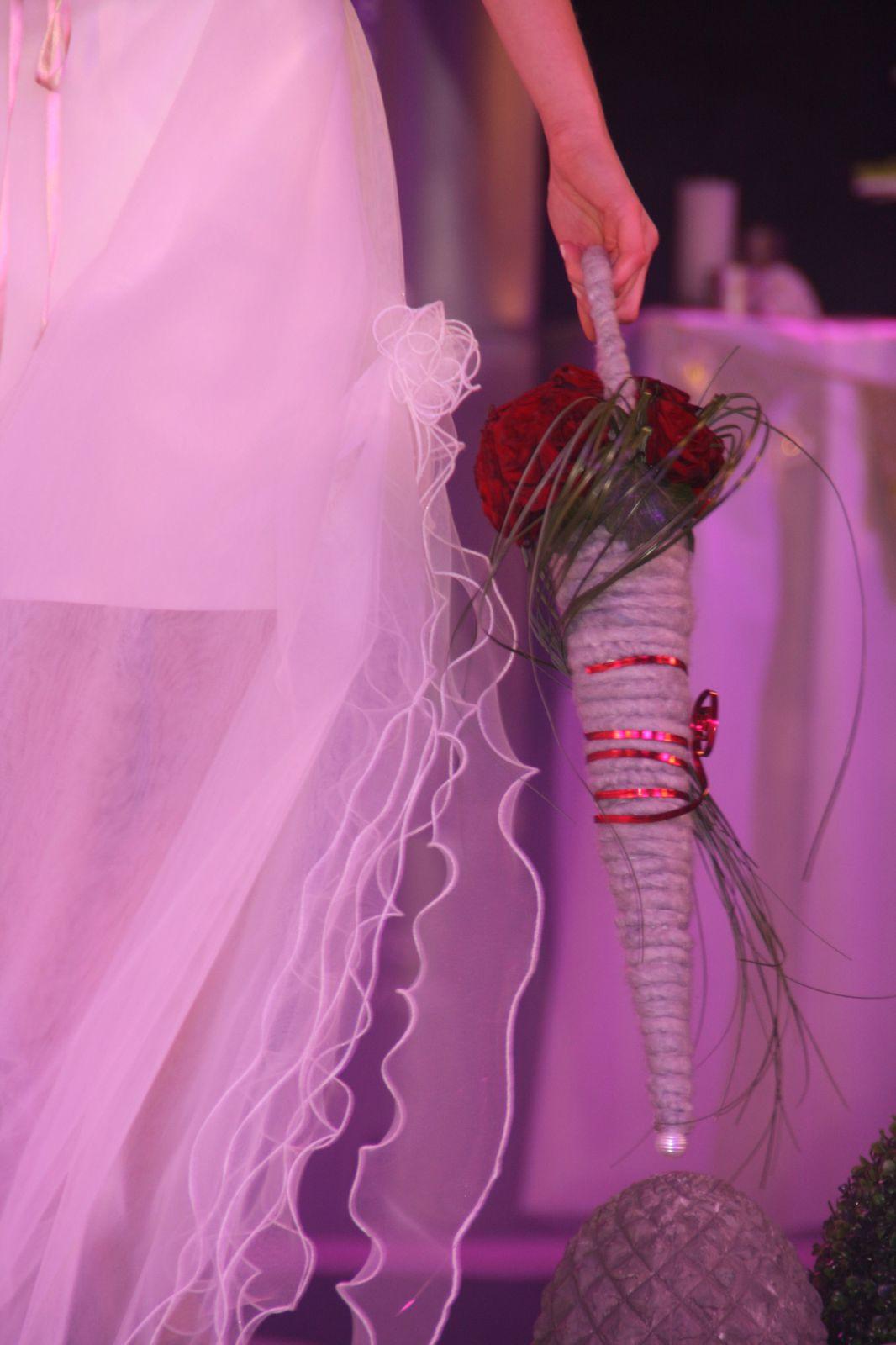 Zoom sur les robes de mariées