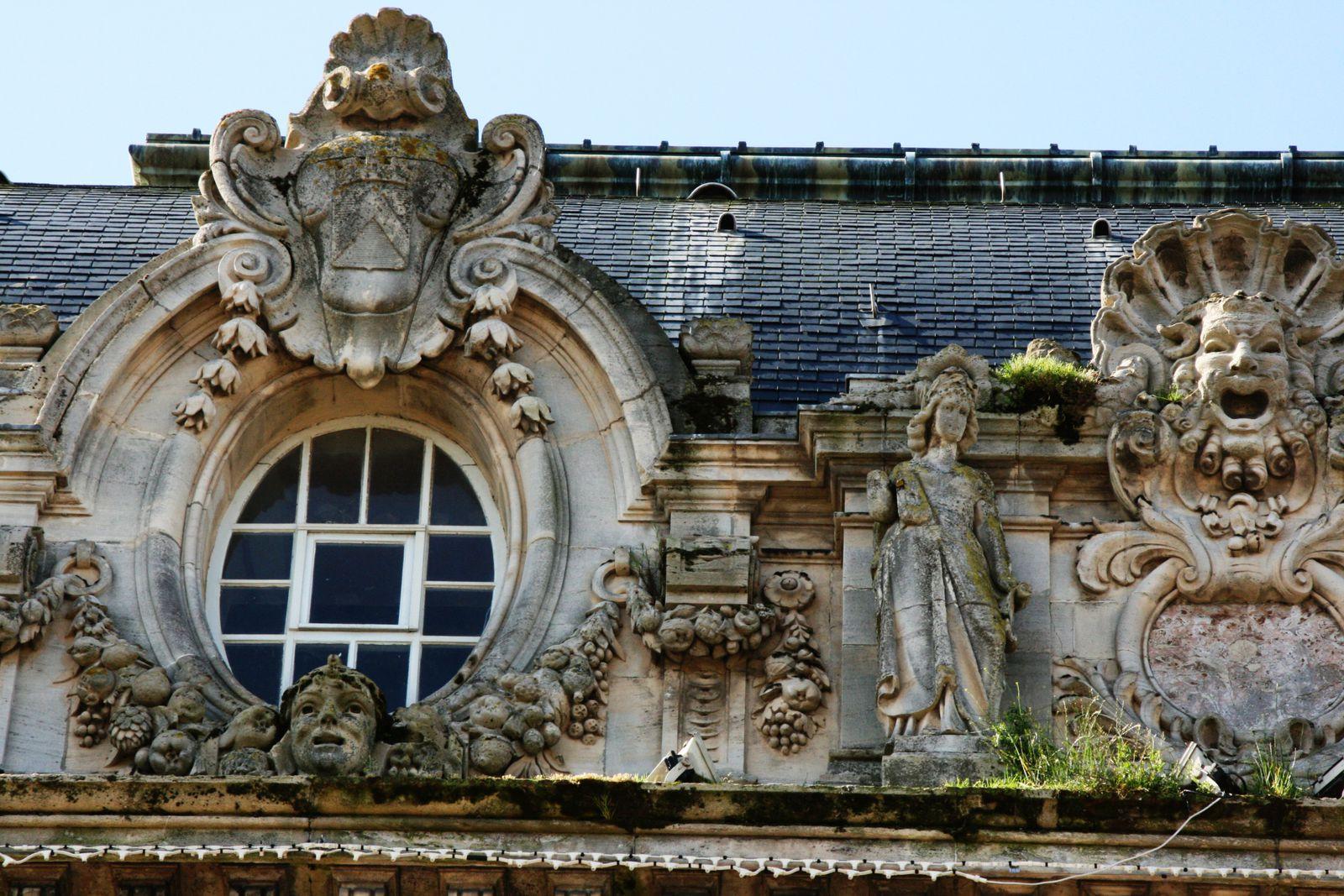 Zoom sur le Grand Théâtre de Calais