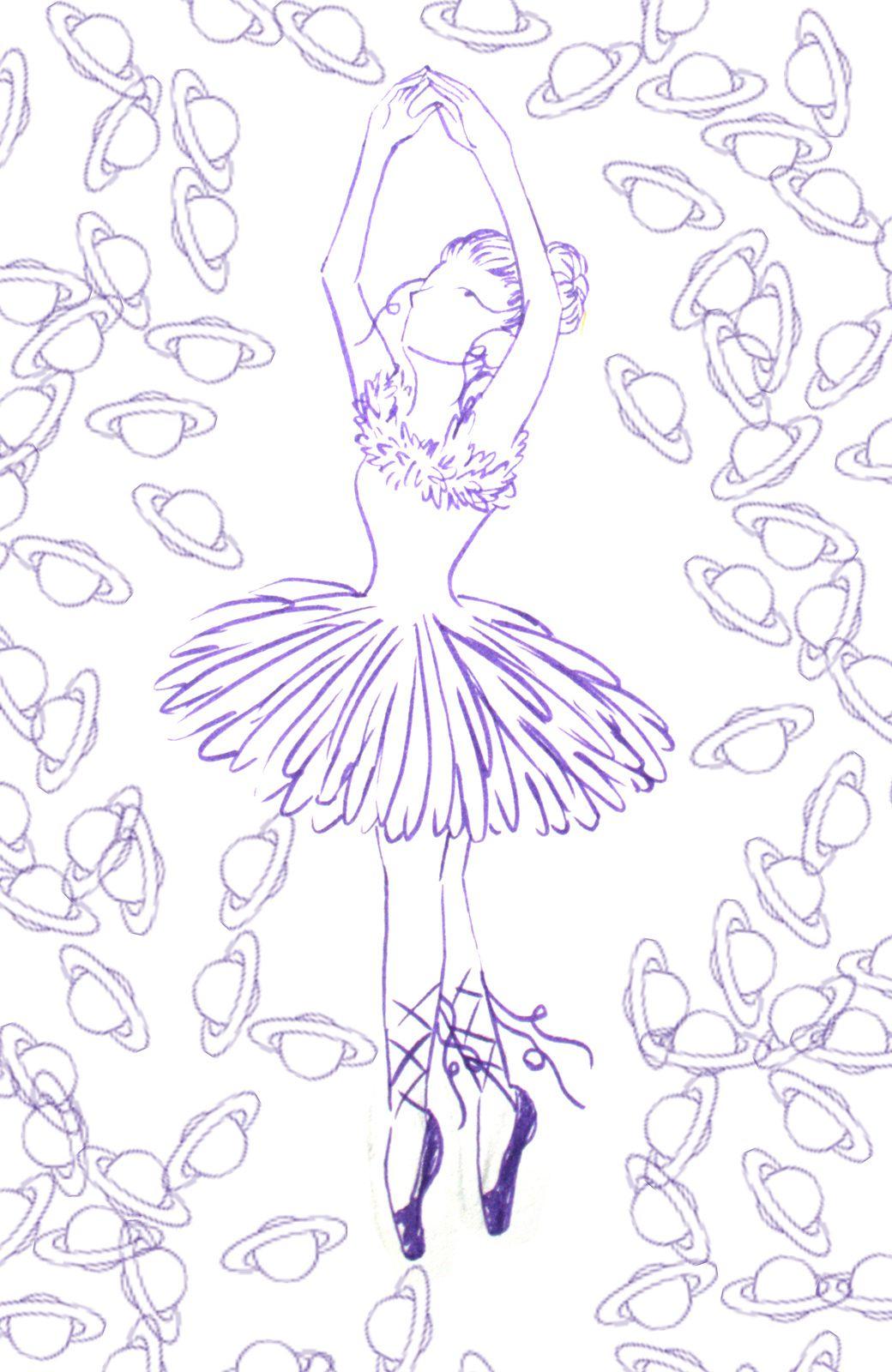les petites ballerines