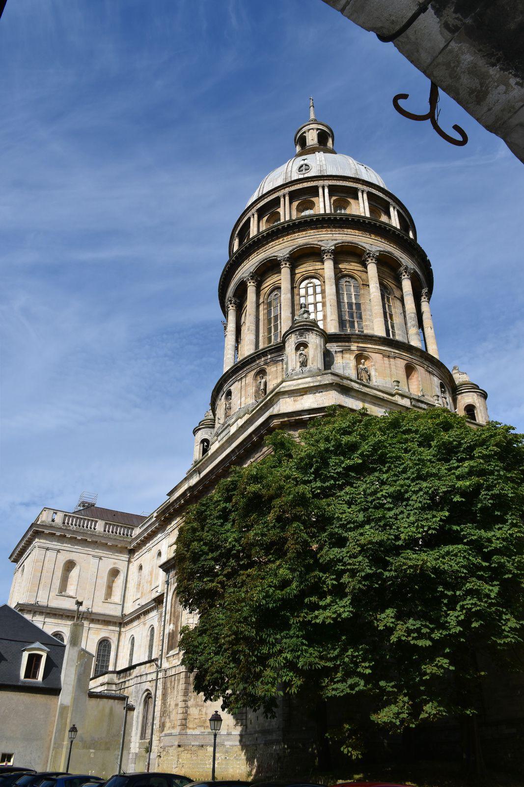 la cathédrale de Boulogne sur mer&#x3B; vues d'extérieur