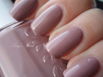 Essie Fall 2011 Brand New Bag Collection Lady Like Review And Swatches Lucy S Stash