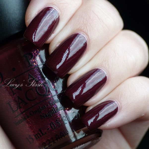 Opi Muppets Collection Pepe S Purple Passion Review And