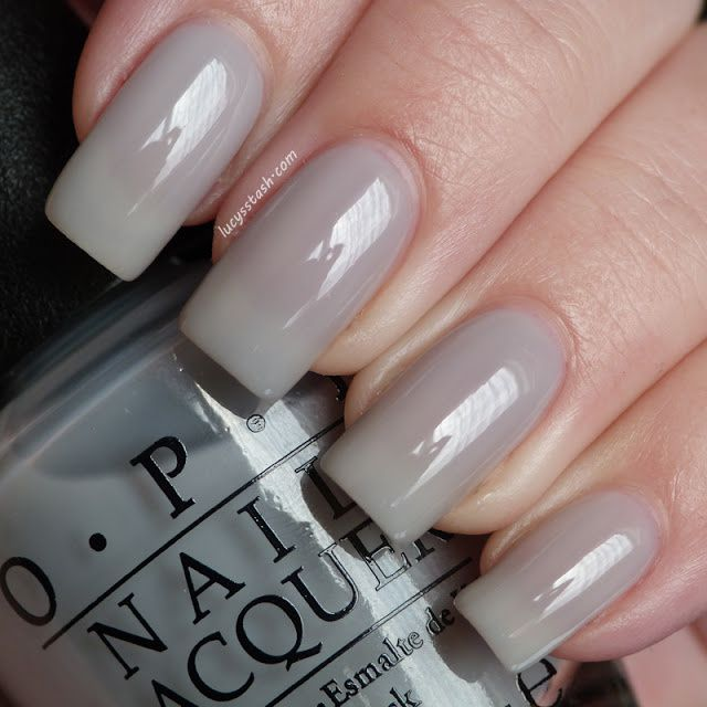 I Really Like This Shade It Is Glossy Milky Jelly On Nails Looks A Bit More Opaque That Some Other Shades
