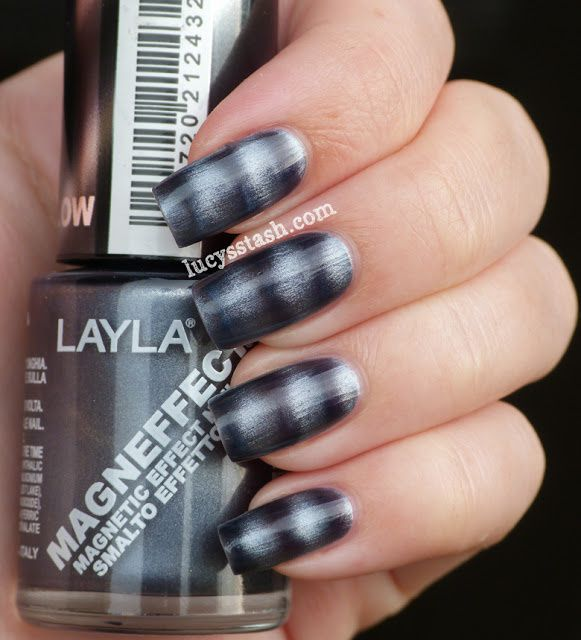 Lucy's Stash - Layla Magneffect 03 Blue Grey Flow