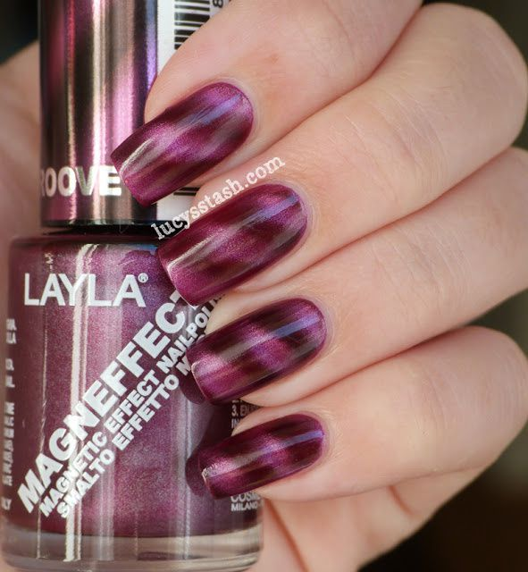 Lucy's Stash - Layla Magneffect 08 Velvet Groove