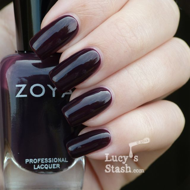 Lucy's Stash - Zoya Katherine - Gloss collection for Fall 2012