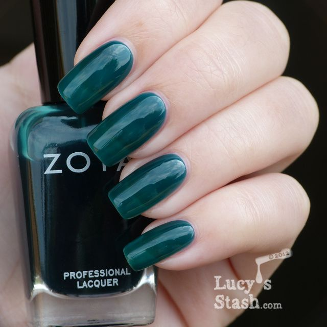 Lucy's Stash - Zoya Frida - Gloss collection for Fall 2012
