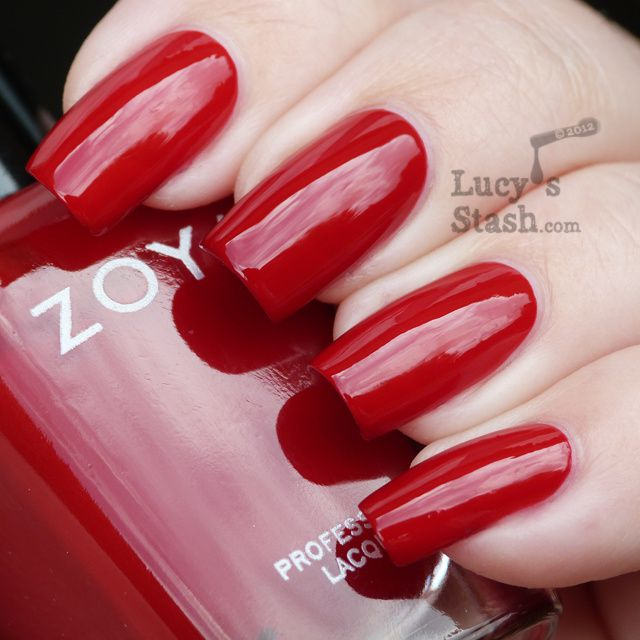 Lucy's Stash - Zoya Designer Collection for Fall 2012 - Rekha
