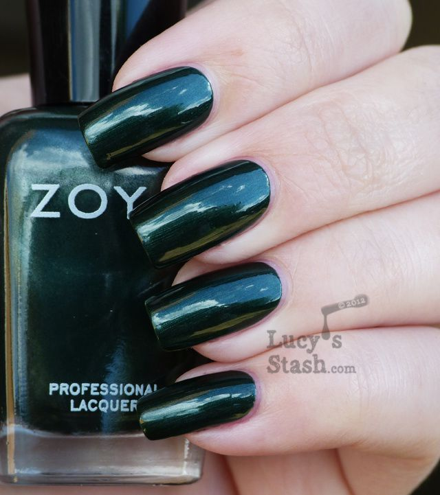 Lucy's Stash - Zoya Diva Collection for Fall 2012 - Ray