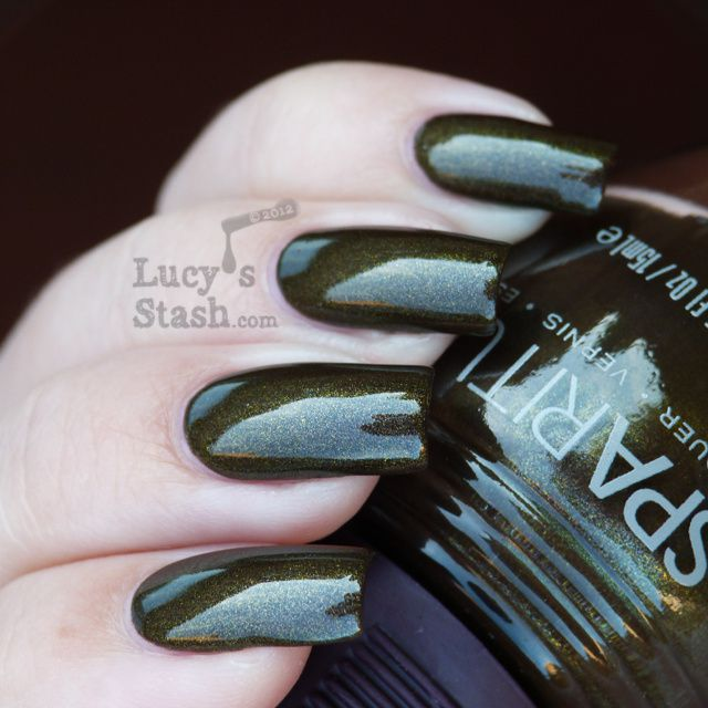 Sparitual Lithophonic From Rock Collection For Fall 2012 Review And Swatches Lucy S Stash