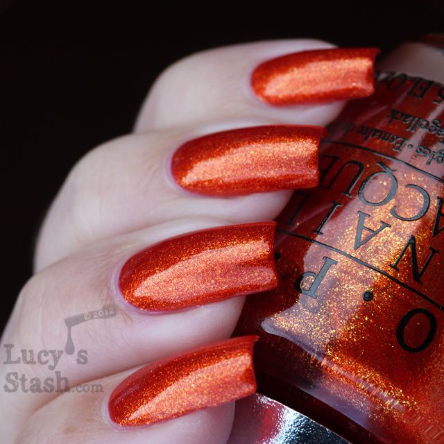 Lucy's Stash - OPI DS Luxurious