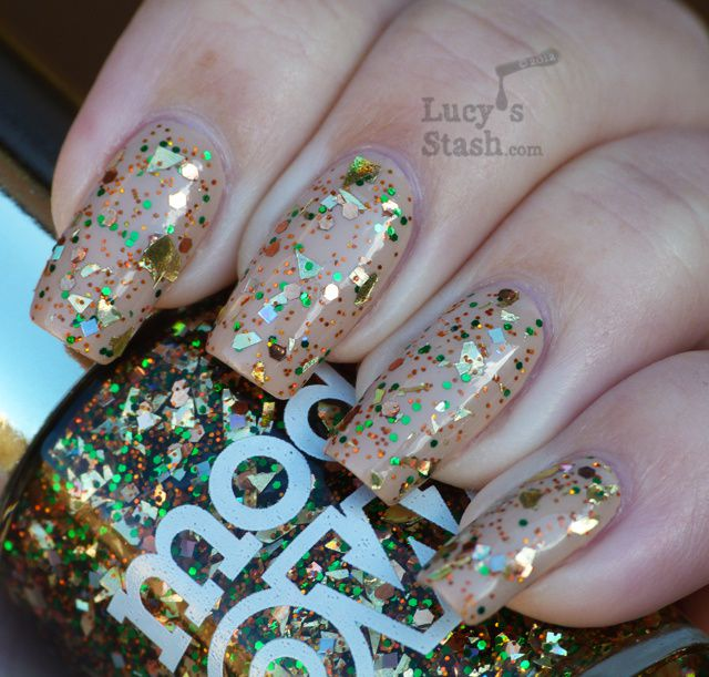 Review and swatches of the Models Own Mirrorball collection - Lucy\'s ...