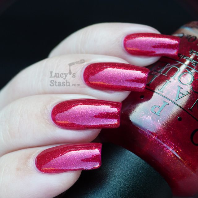 Lucy's Stash - You Only Live Twice from OPI Skyfall Collection