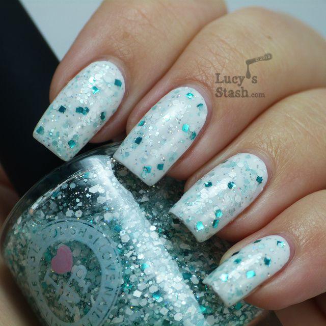 Lucy's Stash - I Love Nail Polish Up To Snow Good