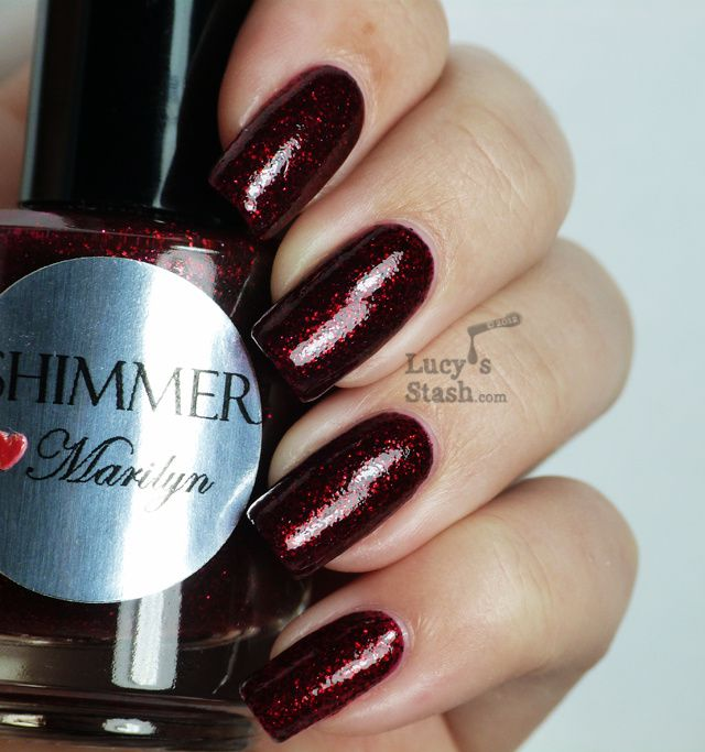 Lucy's Stash - SHIMMER Marilyn