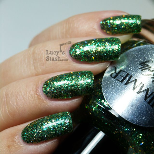 Shimmer Polish Swatch Frenzy Part 1 - Lucy\'s Stash