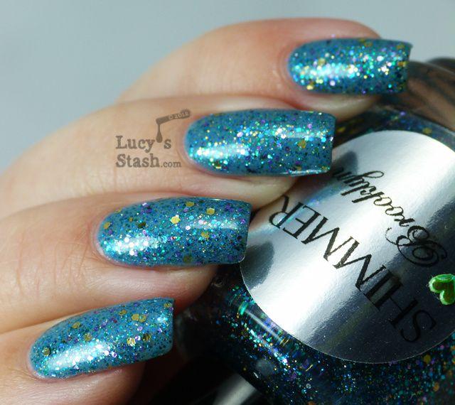 Lucy's Stash - Shimmer Polish Brooklyn