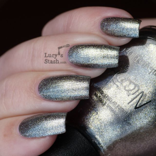 Lucy's Stash - Nicole by OPI A Phil's Paradise