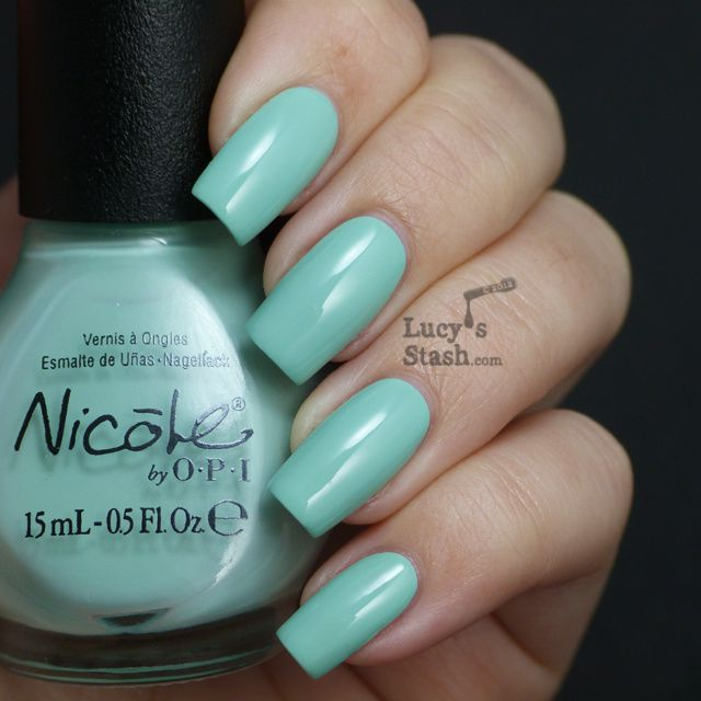 Lucy's Stash - Nicole by OPI Alex By The Books