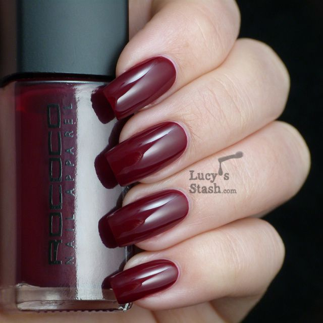 Rococo Nail Apparel Fashion Victim - Review and swatches - Lucy\'s Stash