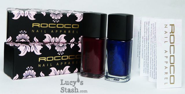 Lucy's Stash - Rococo Nail Apparel