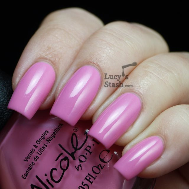 Lucy's stash - Nicole By OPI Naturally