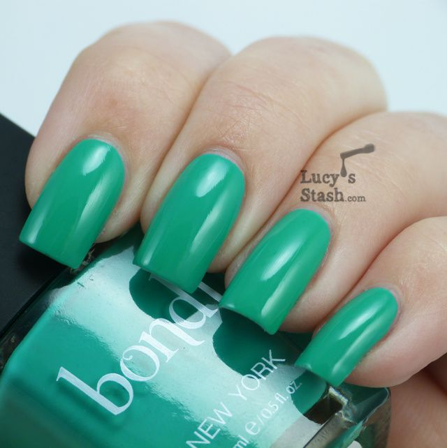 Lucy's Stash - Bondi New York Teal Magnolia
