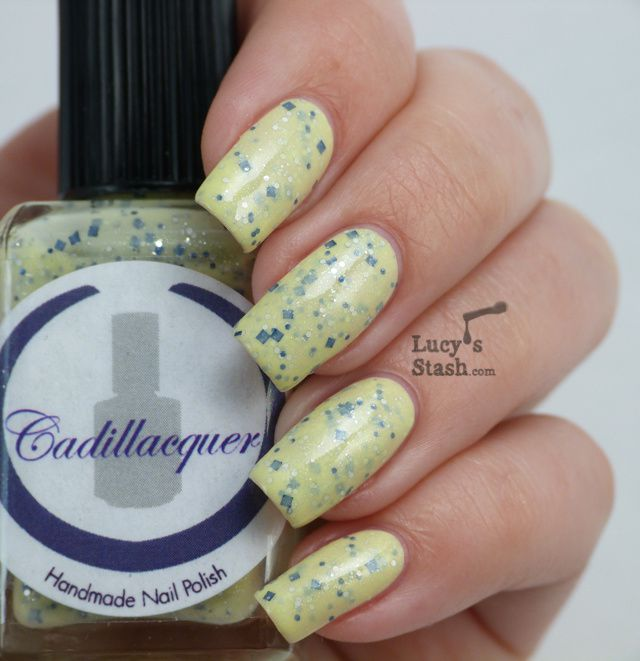 Lucy's Stash - Cadillacquer Say The Word