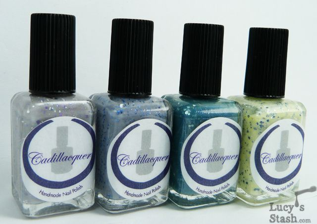 Lucy's Stash - Cadillacquer polishes