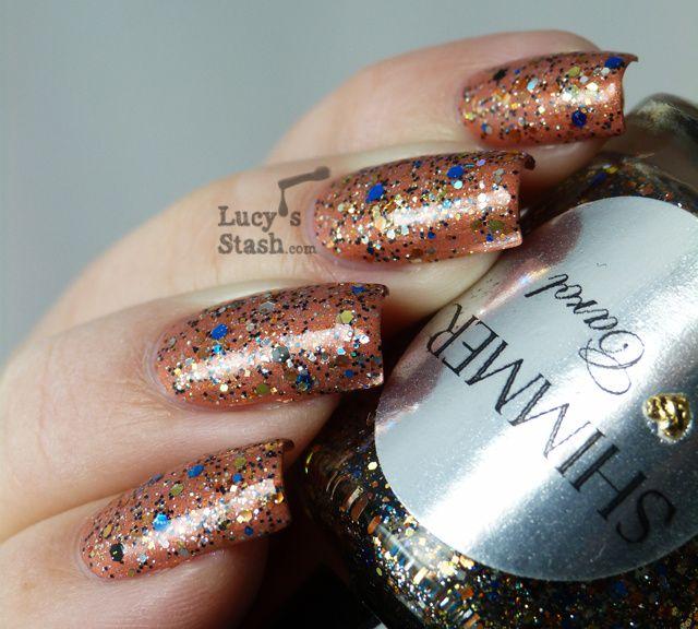 Lucy's Stash - Shimmer Polish Carol