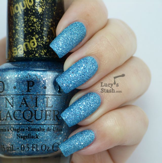 Lucy's Stash - OPI Tiffany Case
