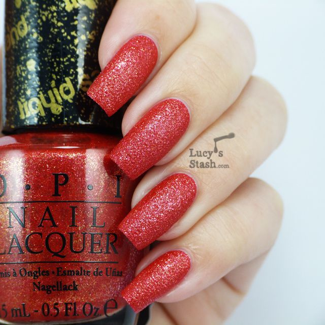 Lucy's Stash - OPI Magazine Cover Mouse from Couture de Minnie Collection