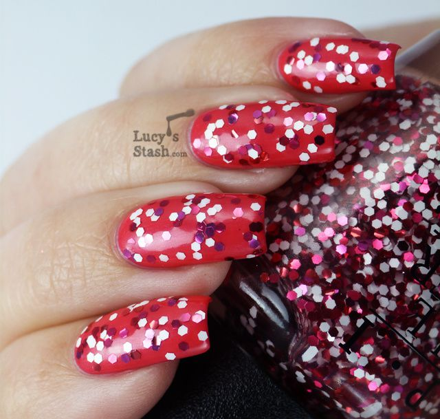 Lucy's Stash - OPI Minnie Style from Couture de Minnie Collection