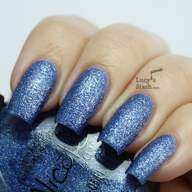 Lucy's Stash - Nicole by OPI Blue-Berry Sweet On You