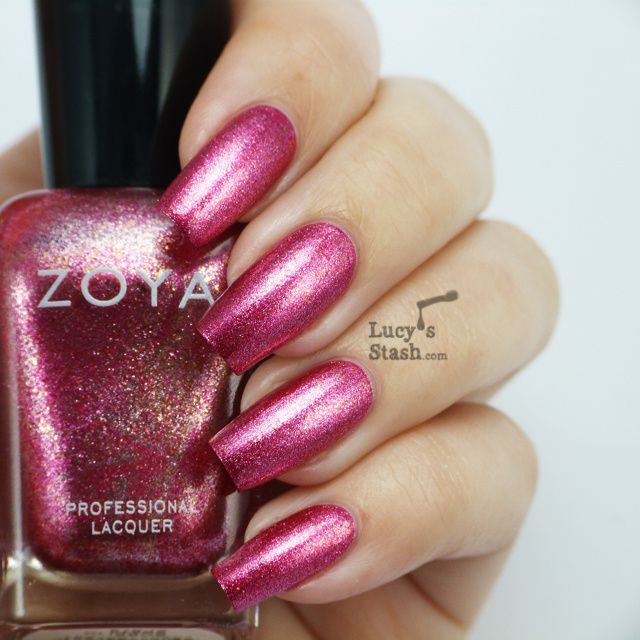 Lucy's Stash: Zoya Bobbi