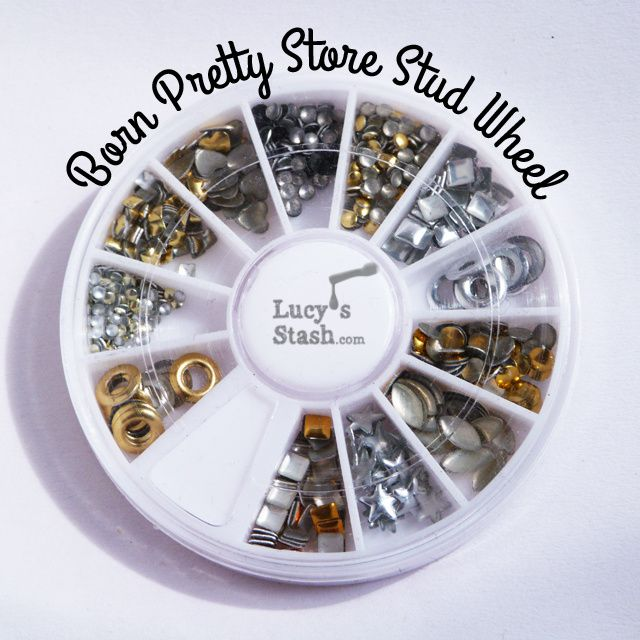 Lucy's Stash - Born Pretty Store Stud Wheel