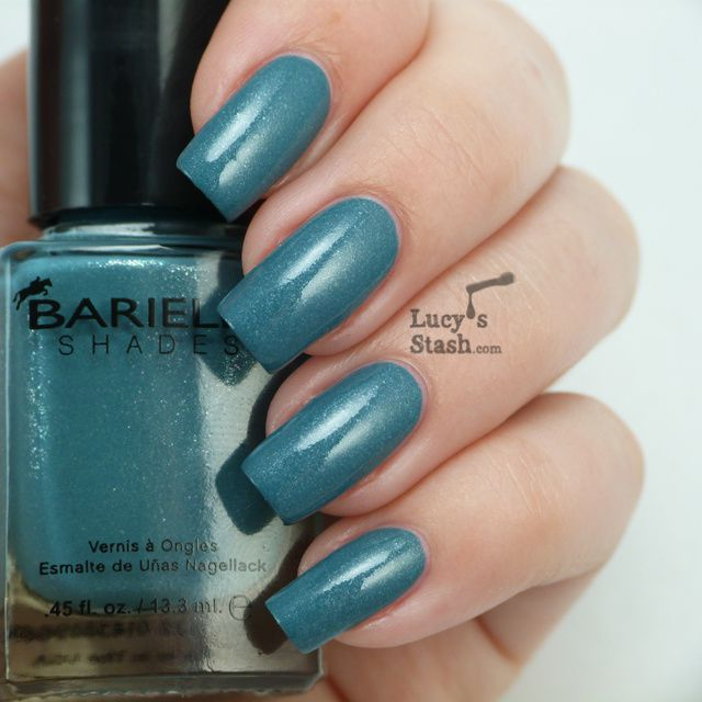 Lucy's Stash - Barielle Blue Cotton Candy