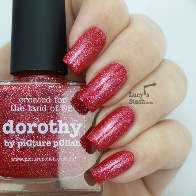 piCture pOlish Monday: Review and swatches of piCture pOlish Dorothy