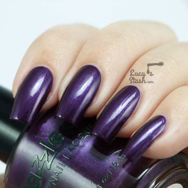 Review: Dazzle Dry Passion Purple and Rapid Red