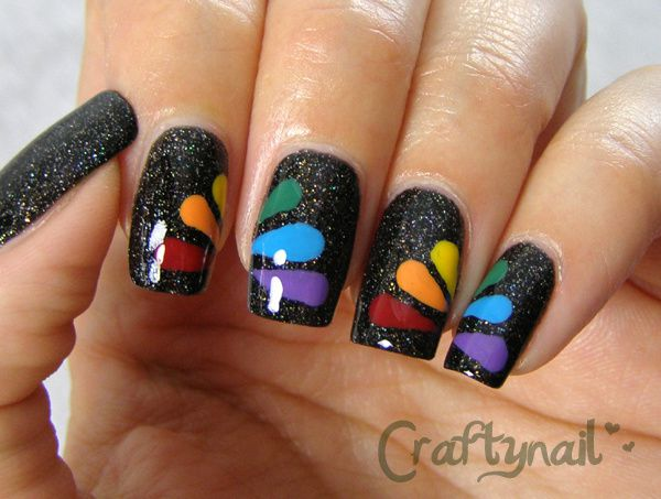 Guest post: Jacqui from Craftynail
