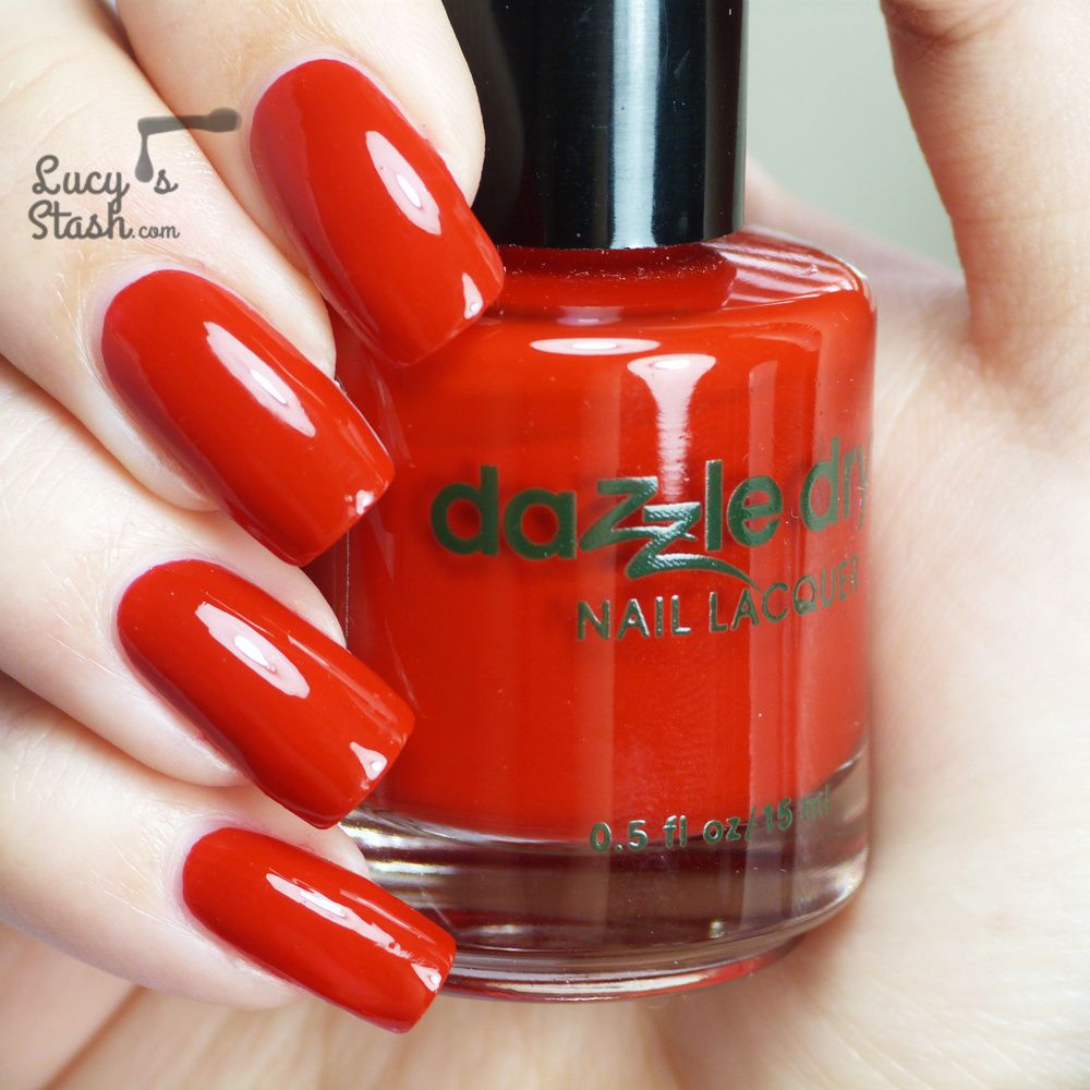 How Long To Let Nail Polish Dry Before Top Coat: Review: Dazzle Dry Quick-Dry Nail System