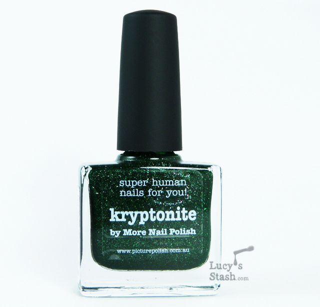 piCture pOlish Monday: Review & swatches of piCture pOlish Kryptonite