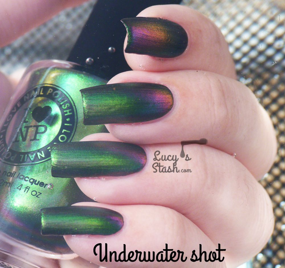 I Love Nail Polish Mutagen - Review & swatches