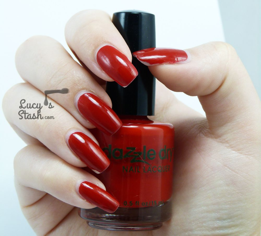 Review: Dazzle Dry Quick-Dry Nail System - Lucy\'s Stash