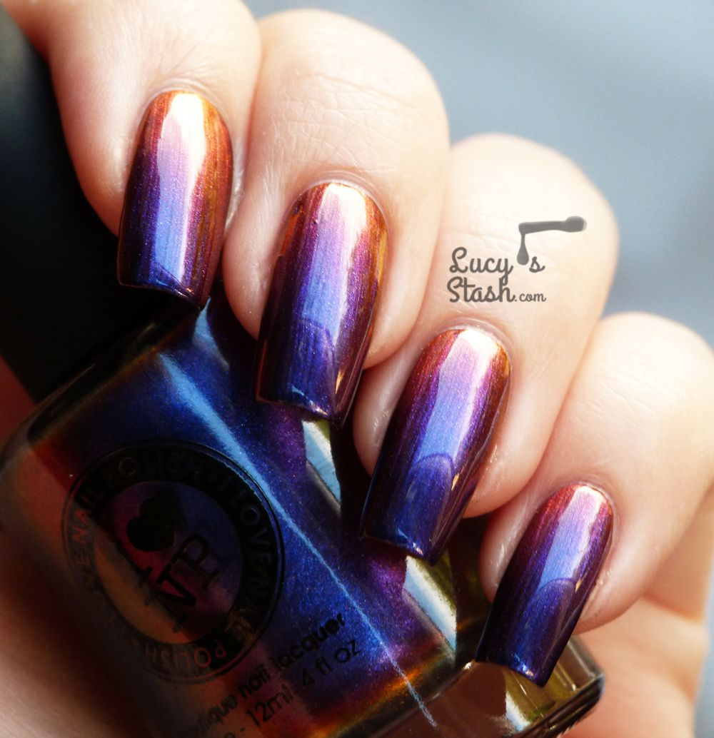 I Love Nail Polish Cygnus Loop From Ultra Chrome